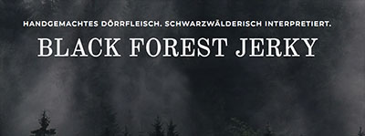 Black Forest Beef Jerky